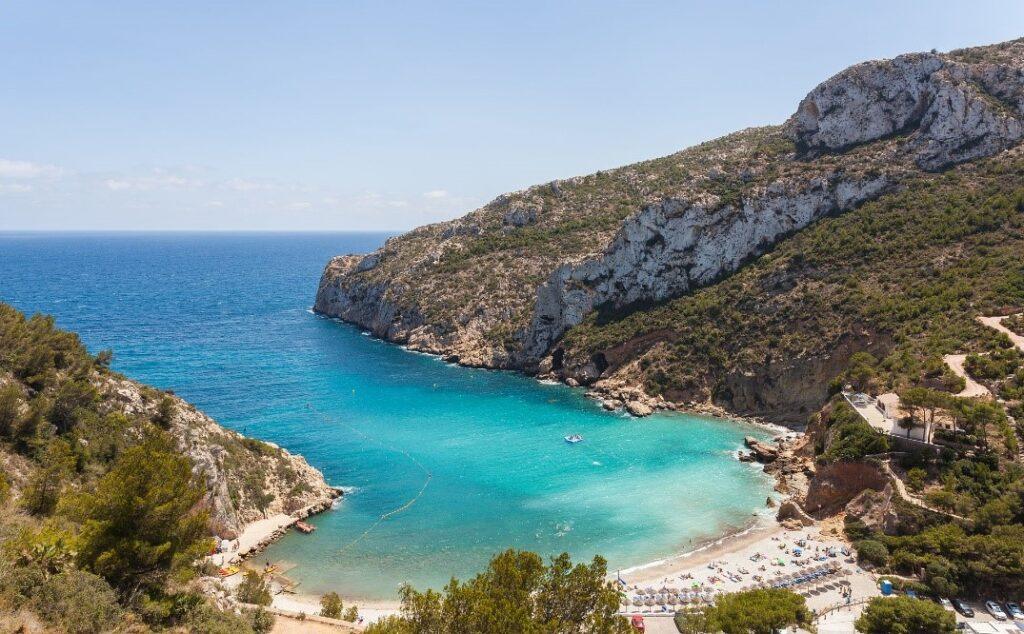 Visita las calas y playas de Alicante