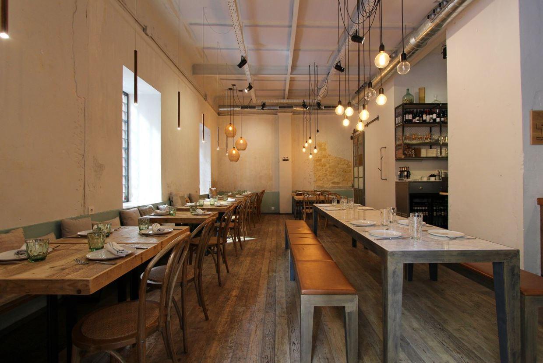 Restaurante Open